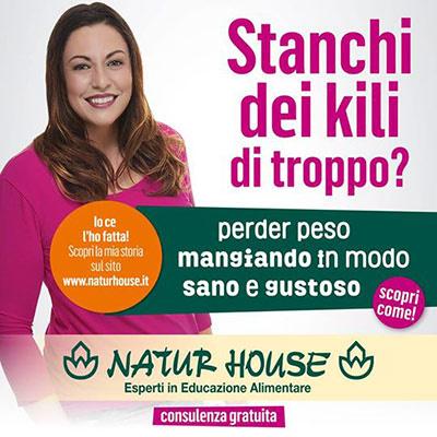 perdere peso con naturhouse